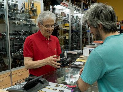 """""""La fotografía química nunca se ha dejado de mover, incluso va en aumento"""": José Luis Mur, FOTOCASION"""