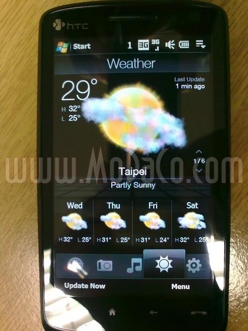 Foto de HTC Touch HD (2/16)