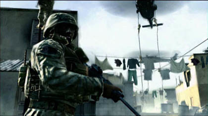 'Call of Duty 4' recibirá nuevos mapas multiplayer