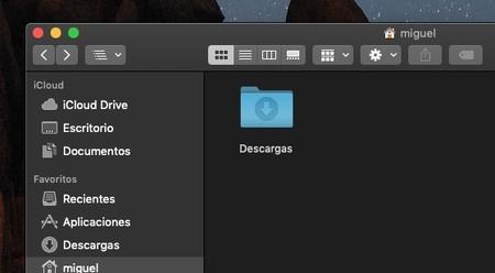 Descargas Mac