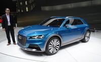 El Audi Q1 progresa despacio, pero adecuadamente