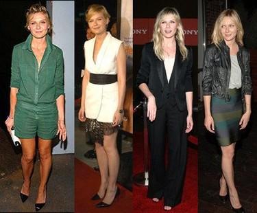 El estilo de Kirsten Dunst