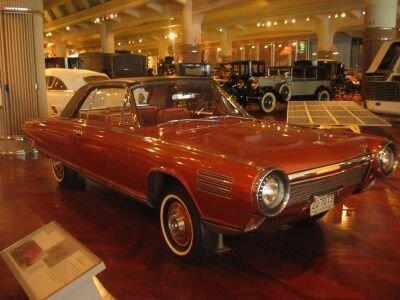 1964 Chrysler Turbine Car