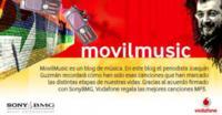 Movilmusic, el blog de música de Vodafone