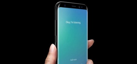 Bixby va con retraso: el asistente de los Galaxy S8 no soportará comandos de voz en su salida al mercado
