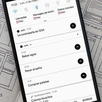 Con estas apps puedes crear notas en las notificaciones de Android, para tenerlas siempre a mano