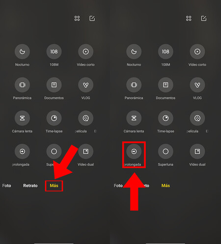 Tutorial Exposicion Prolongada Xiaomi