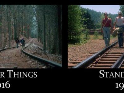 Todos los homenajes y guiños de 'Stranger Things' en un fantástico vídeo - la imagen de la semana