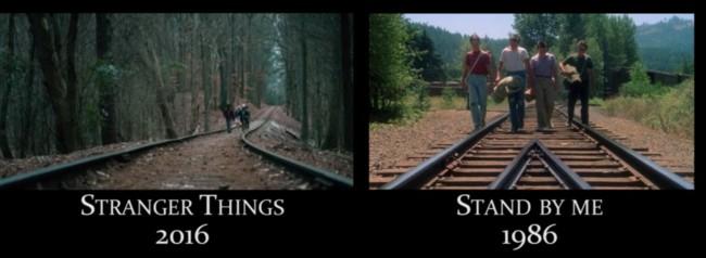 Referencias Stranger Things