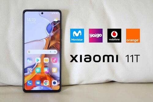 Dónde comprar los Xiaomi 11T y Xiaomi 11T Pro más baratos: comparativa ofertas con Movistar, Vodafone, Orange y Yoigo