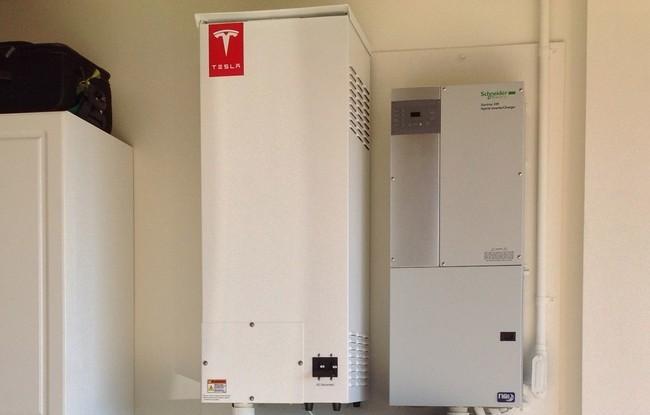 Solarcity Tesla Energy Storage