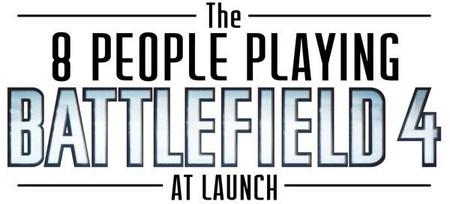 Imagen de la semana: la variopinta gente que juega a 'Battlefield 4'
