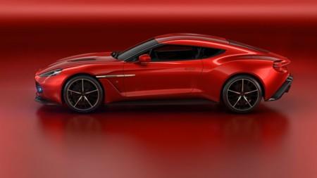 Aston Martin Vanquish Zagato Concept 09 0