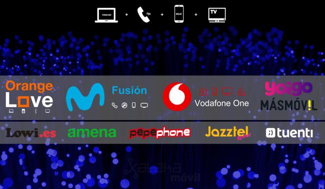 Gran cobertura de fibra, la mayor ventaja de Tuenti y Lowi frente a otros combinados low cost con móvil
