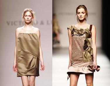 Victorio&Lucchino Cibeles Madrid Fashion Week Otoño-Invierno 2010/2011