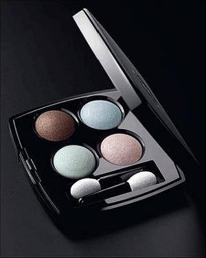 Edición limitada de sombras Chanel