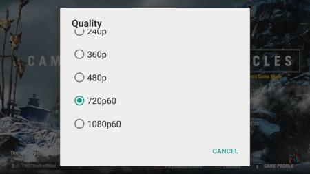 YouTube ahora es compatible con la reproducción a 60 fps