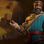 Los sumerios quieren conquistar el mundo en Civilization VI, y su arma secreta es el mismísimo Gilgamesh
