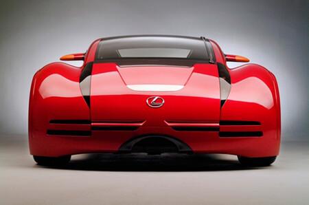 Lexus 2054 de 'Minority Report'