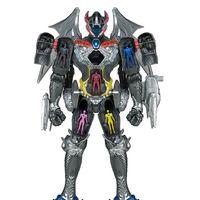 Megazord Movie Power Rangers, de Bandai, al precio más bajo en Amazon: 24,99 euros