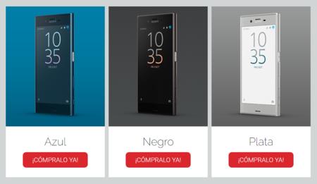 Sony Xperia Xz Precio Mexico