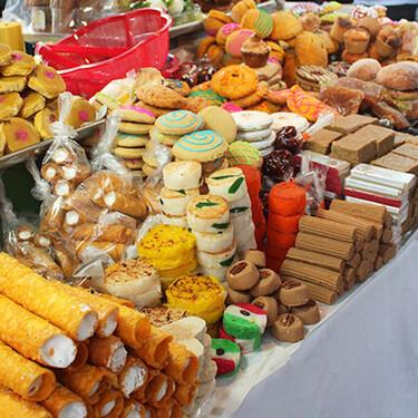 Alegrías, ates, palanquetas, camotes, jamoncillos y muéganos: estos son algunos de los dulces más tradicionales de México