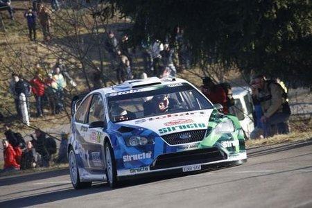 Todavía hay posibilidades de ver al Montecarlo en el WRC en 2011