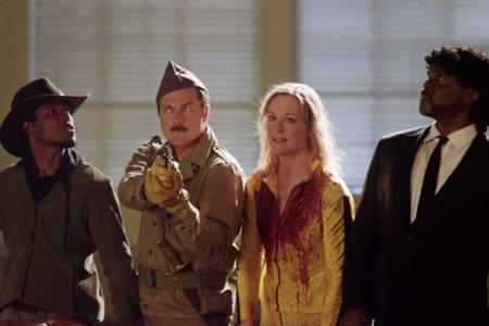 Así sería 'Escuadrón Suicida' con personajes de Tarantino - la imagen de la semana