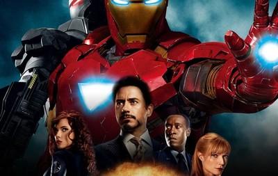 Cine en el salón. 'Iron man 2', segundas partes...