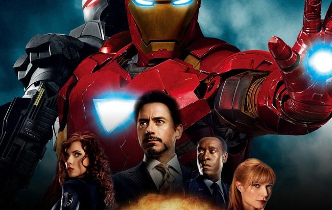 Iron man 2 cartel