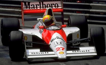 McLaren MP4/5B - 1990 Fórmula 1