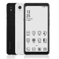 Hisense A5: pantalla de tinta electrónica y batería de 4.000 mAh en un móvil enfocado a la lectura