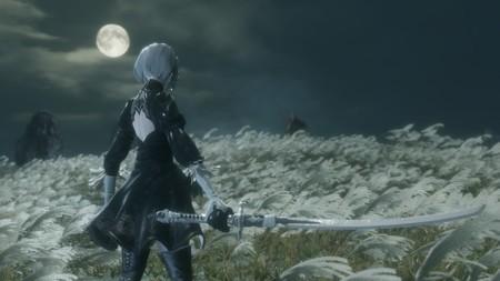 Ya puedes sustituir al protagonista de Sekiro por el androide 2B de Nier Automata gracias a este mod