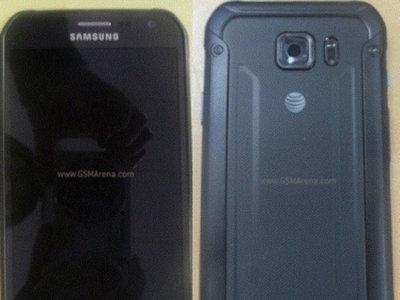 El Samsung Galaxy S6 Active existe y estas son sus primeras imágenes filtradas