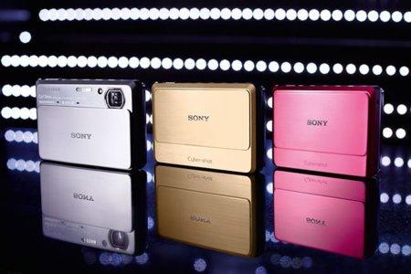 Nuevas Sony Cyber-shot T99, WX5 y TX9 disponibles en septiembre