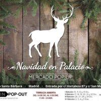El plan del finde: Mercado Navideño y solidario en el Palacio de Santa Barbara