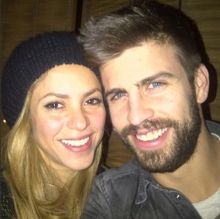 Si la Navidad nos pone pastelosos, no os quiero ni contar Shakira
