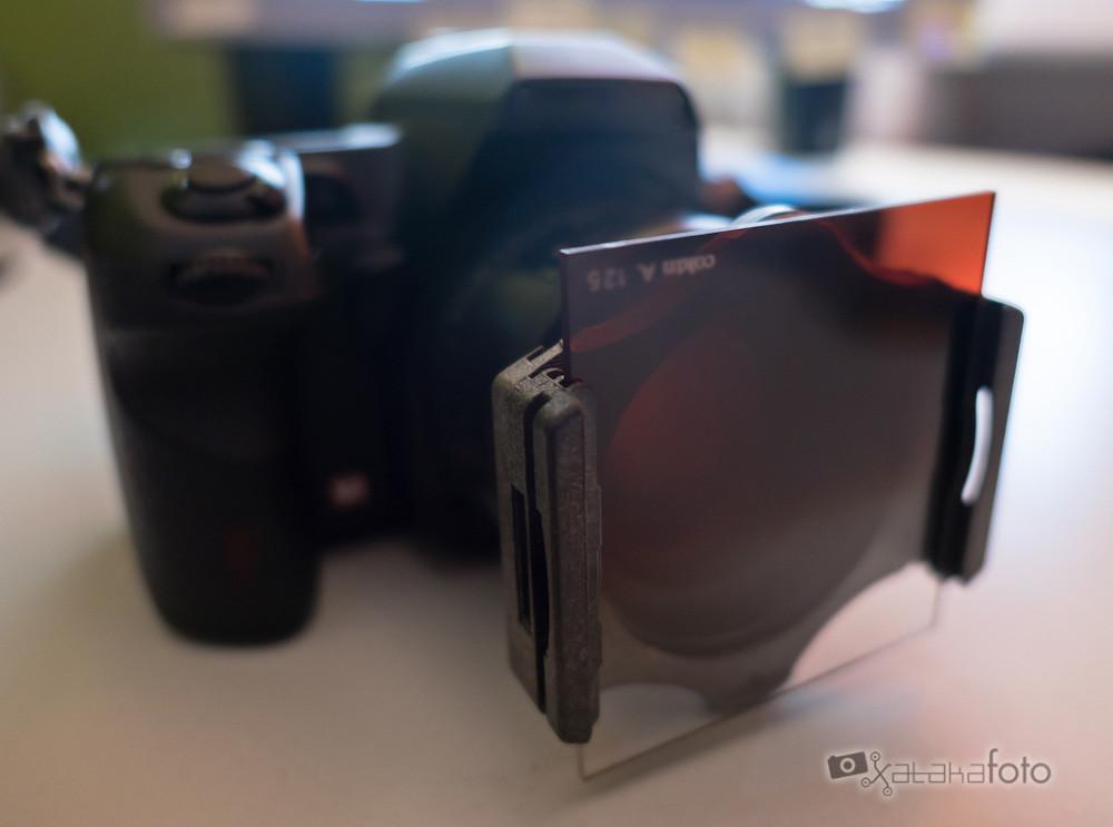 Los filtros fotográficos cuadrados: ventajas e inconvenientes