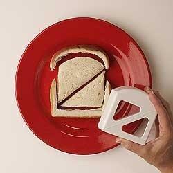 Good Bites, cortador de pan de molde