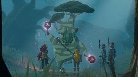 Obab, los Kologs y el poder de los elegidos desfilan en el nuevo tráiler de Hyrule Warriors: La era del cataclismo