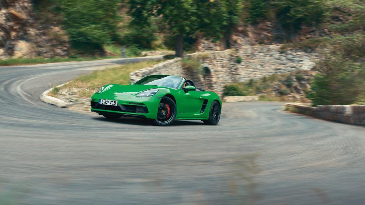 Foto de Porsche 718 GTS: Cayman y Boxster (4/8)