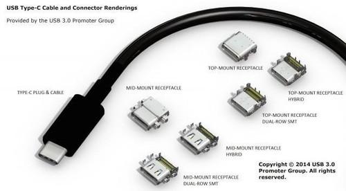 USB Type-C: Así es el conector del que puede depender el MacBook Air del futuro
