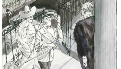 'Matar a mi madre', de Jules Feiffer: desde la Edad de Oro de Hollywood
