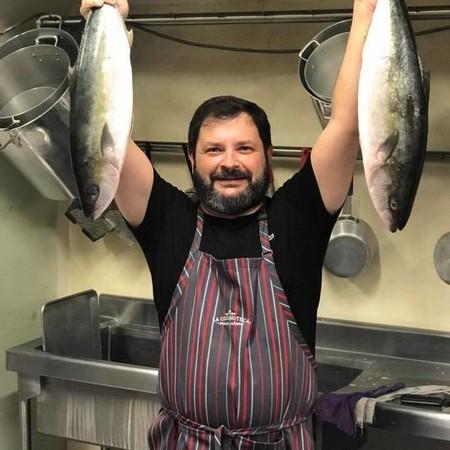 El chef Juan Emilio Villaseñor dará una cena con notas de humo y sabores hispanomexicanos en Acapulco