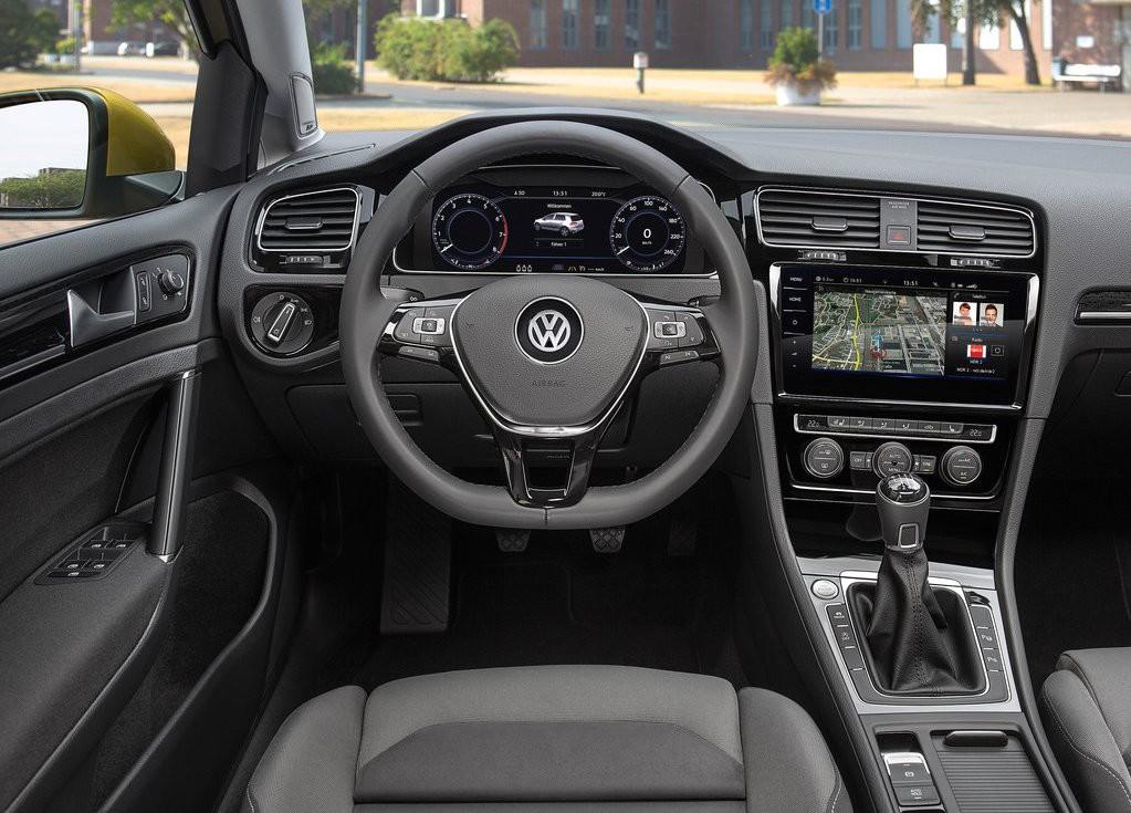 Foto de Volkswagen Golf 2017 (4/31)