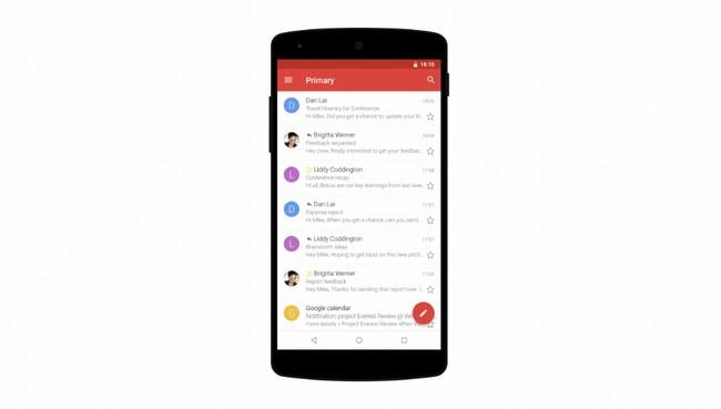 Gmail ya permite desactivar la interfaz de conversación en sus aplicaciones móviles