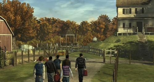 Momentos inolvidables de la pasada generación: la cruda realidad de la granja de The Walking Dead