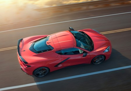 Chevrolet Corvette C8 Stingray 2020 1280 03