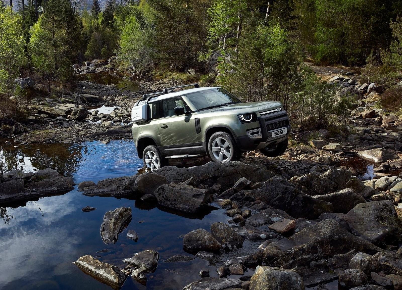 Foto de Land Rover Defender 2020 (35/60)