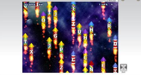Typing Rocket